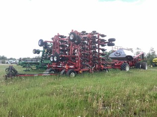 Air Drills & Seeders