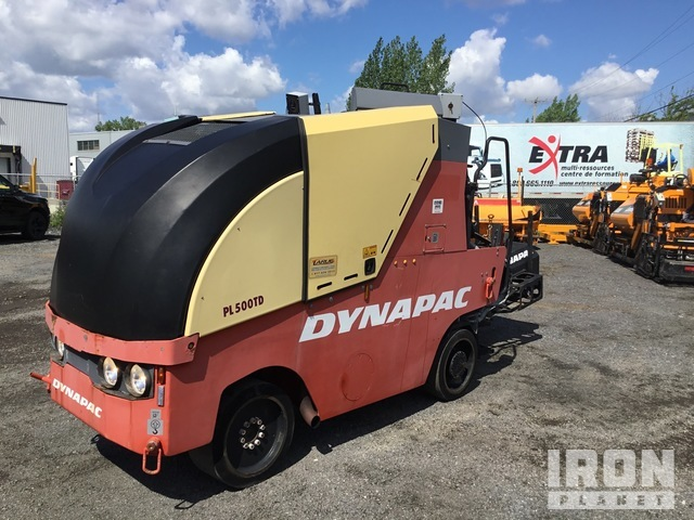 2014 (unverified) Dynapac PL500TD Cold Planer, Cold Planer