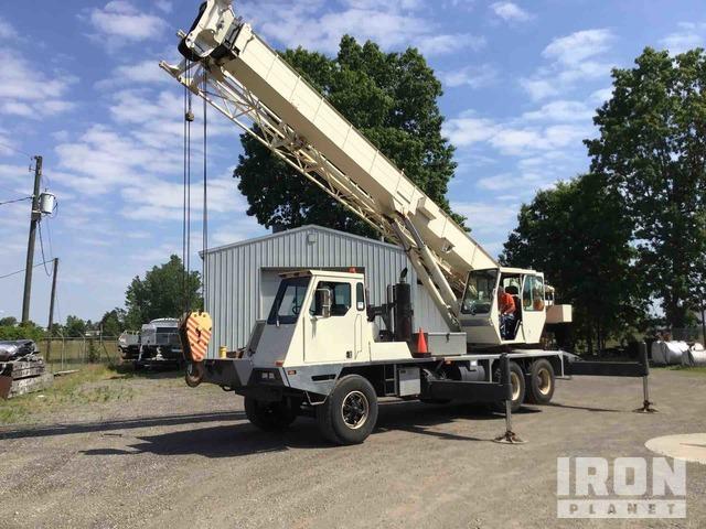 Lorain MCH 300D 35 Ton Hydraulic Truck Crane, Hydraulic Truck Crane