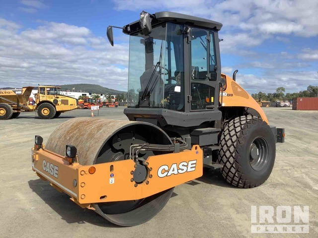 2020 Case 1110EX-D Vibratory Single Drum Roller UNUSED, Vibratory Padfoot Compactor