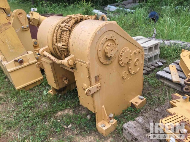 Crawler Tractor Winch - Fits Cat D9L, Crawler Tractor Winch