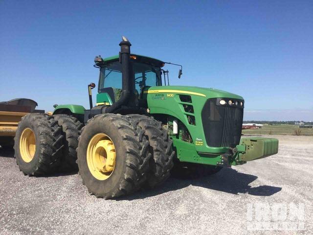 2009 John Deere 9430 Scraper Special Scraper Tractor, 4WD Tractor