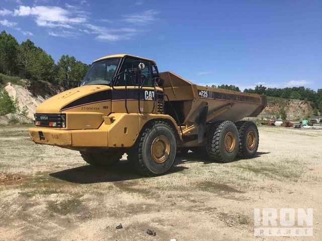 Cat 725 Articulated Dump Truck, Parts/Stationary Construction-Other