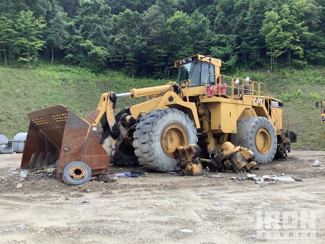 1999 (unverified) Cat 992G Wheel Loader, Parts/Stationary Construction-Other