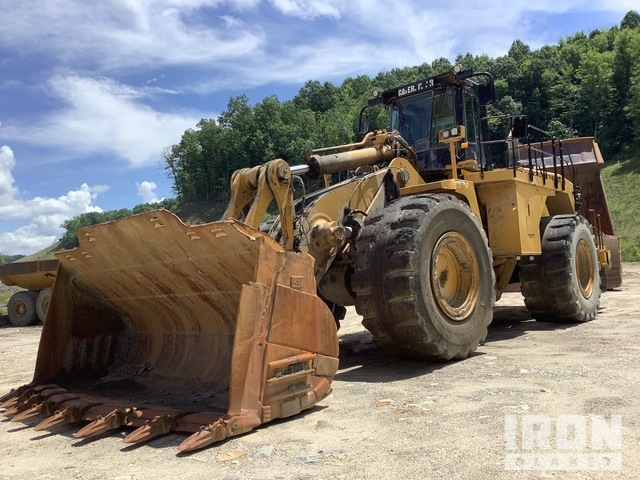 2008 (unverified) Cat 992K Wheel Loader, Parts/Stationary Construction-Other
