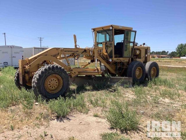 Cat 140G Motor Grader, Motor Grader