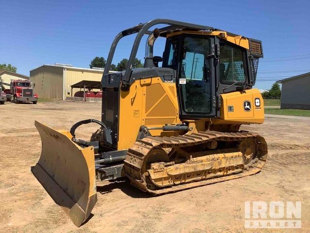 2018 John Deere 650K XLT Crawler Dozer, Crawler Tractor