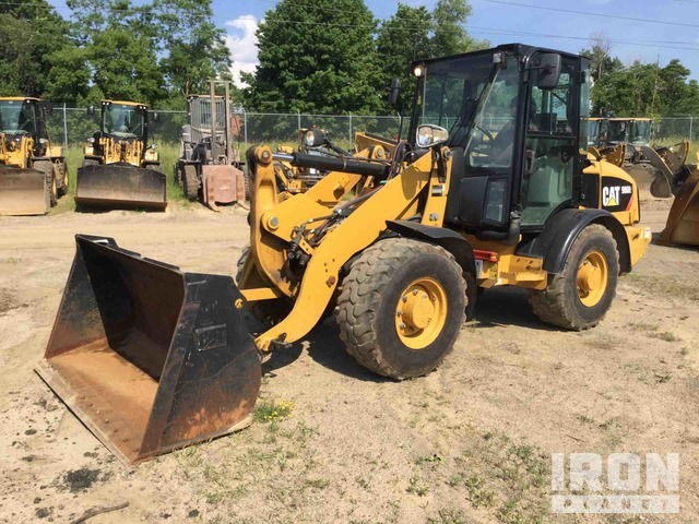 2014 Cat 906H2 Wheel Loader, Wheel Loader