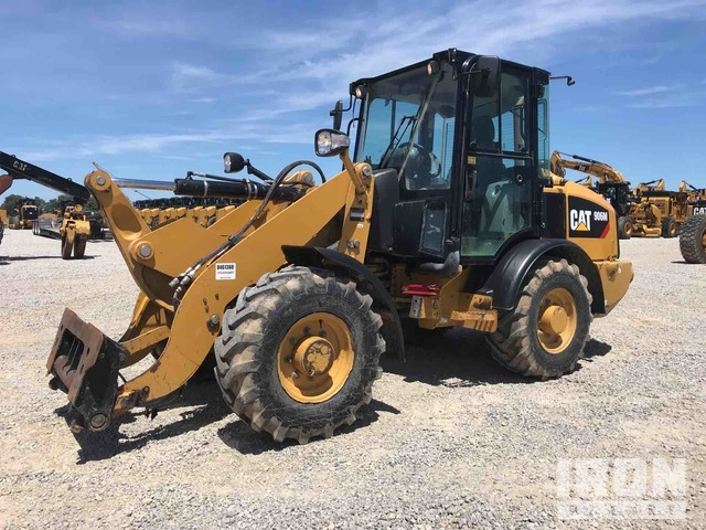 2018 Cat 906M Wheel Loader, Wheel Loader