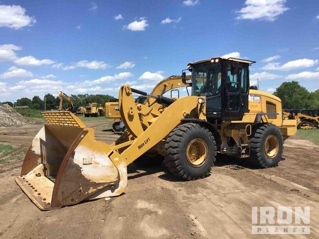 2018 Cat 938M Wheel Loader, Wheel Loader