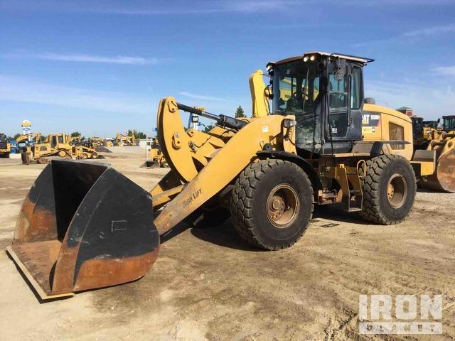 2017 Cat 938M High Lift Wheel Loader, Wheel Loader