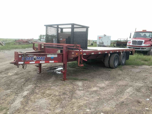 Flatbed Trailers For Sale In Canada Ironplanet