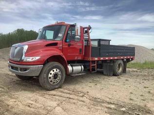 Flatbed Trucks