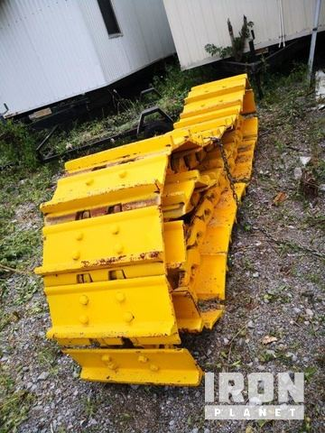 Lot of (2) Track Shoes - Fits Cat D8K, Crawler Tractor Attachment - Other