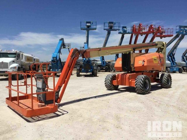 2012 JLG 800AJ 4WD Diesel Articulating Boom Lift, Boom Lift