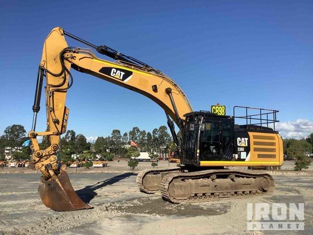 2012 Cat 336EL N Track Excavator, Hydraulic Excavator