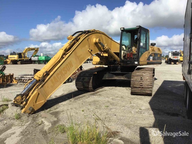 Cat 330CL Track Excavator, Hydraulic Excavator