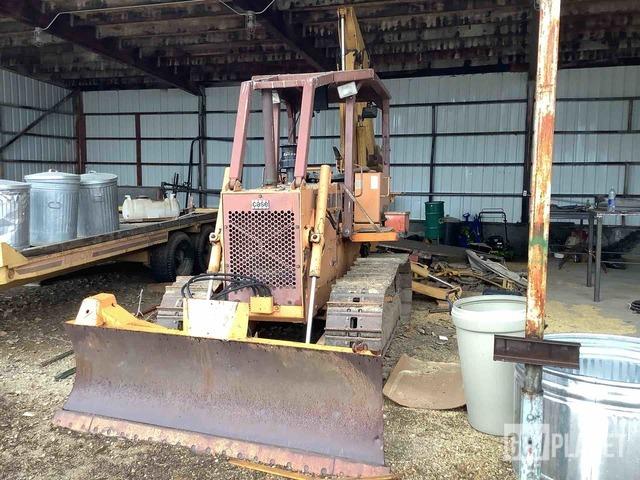 Case 450C Crawler Dozer, Crawler Tractor