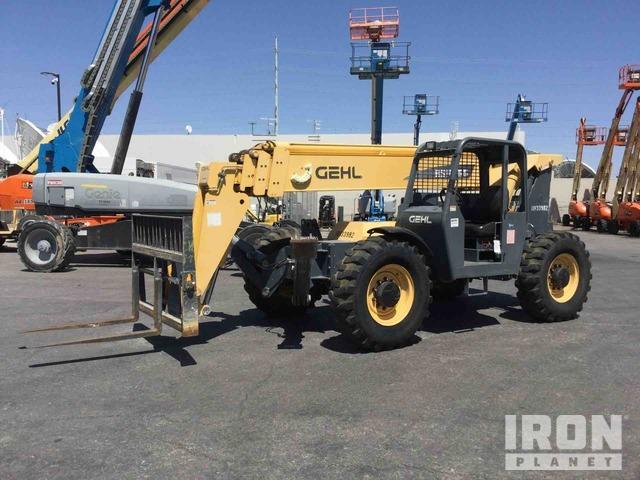 2013 Gehl RS10-55 Telehandler, Telescopic Forklift