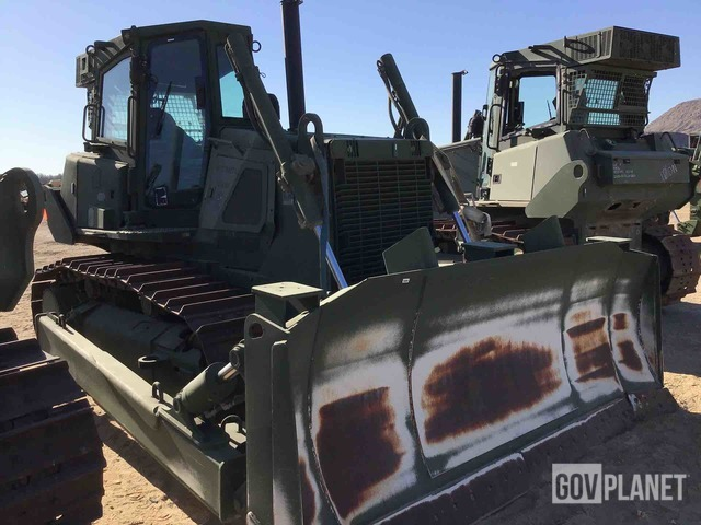 John Deere 850JR Crawler Loader, Crawler Loader