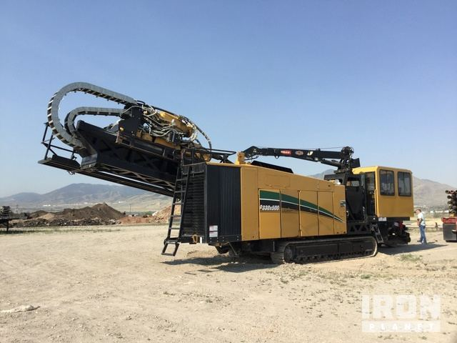 2013 Vermeer D330X500 Directional Drill, Directional Drill