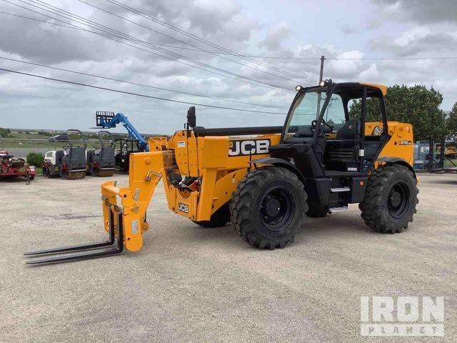 JCB 510-55TC 4x4 10000 lb Telehandler, Telescopic Forklift