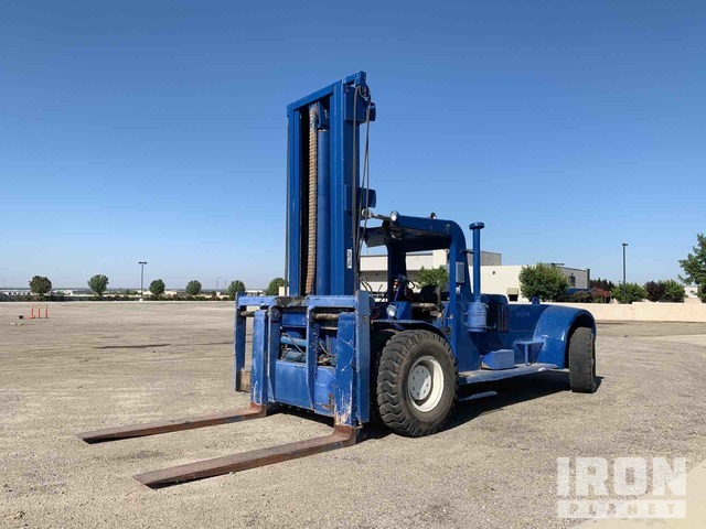 Hyster Pneumatic Tire Forklift, Parts/Stationary Construction-Other