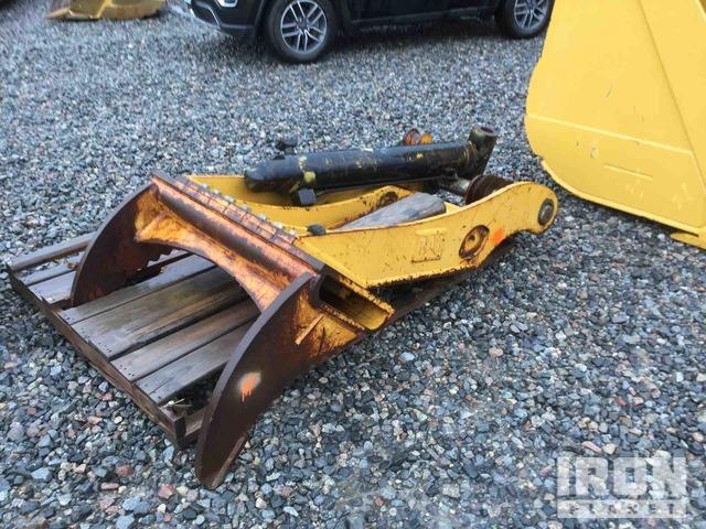 Cat 41 in. Excavator Hydraulic Thumb - Fits Cat 325D, Excavator Thumb