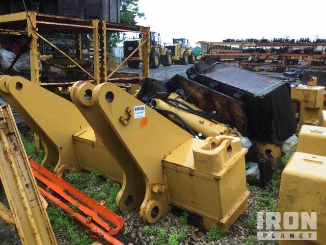 Crawler Tractor Ripper - Fits Cat D10T, Crawler Tractor Ripper