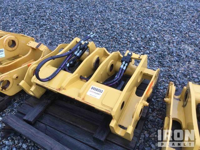 Wheel Loader Fusion Coupler - Fits Cat 924, 926, 930K & M, Coupler