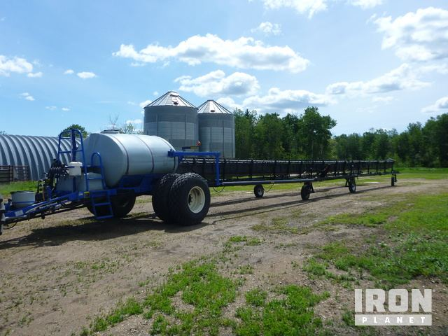2004 New Holland SF115 130 ft. Sprayer, Sprayer