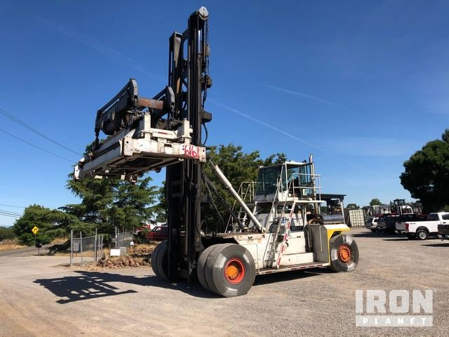 Taylor THDC-955 75000 lb Container Handler, Container Handler