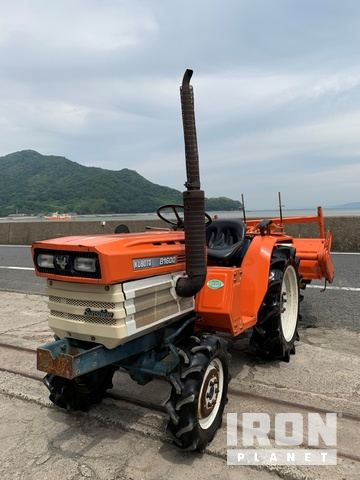 Kubota B1600DT 4WD Tractor, MFWD Tractor