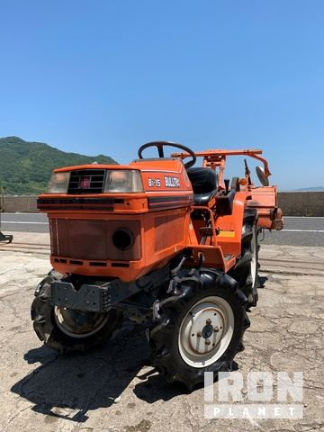 Kubota B1502DT 4WD Tractor, MFWD Tractor