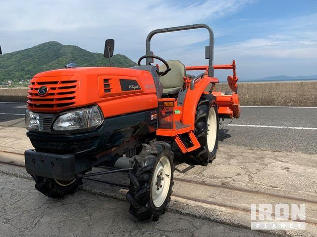 Kubota KL210 4WD Tractor, MFWD Tractor
