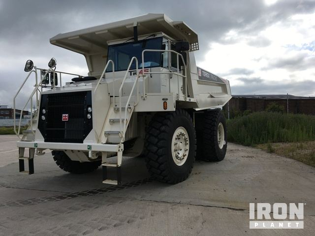 2018 Terex TR45 Off-Road End Dump Truck - Unused, Rock Truck