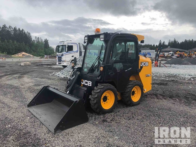 2019 JCB 175 High-Flow Skid Steer Loader - (Unused), Skid Steer Loader