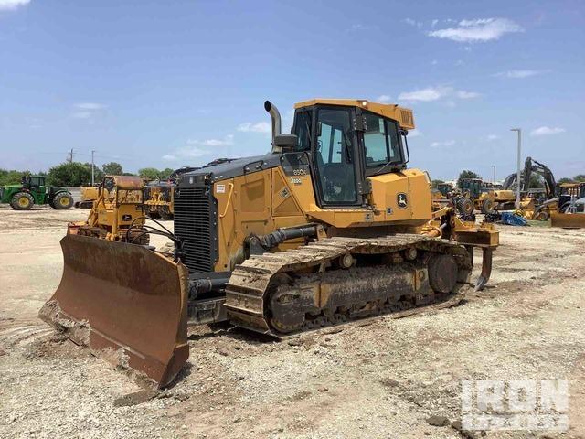 2016 John Deere 850K WLT Crawler Dozer, Crawler Tractor
