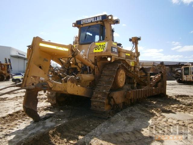 Caterpillar D10R Crawler Tractor in Welshpool, Western Australia