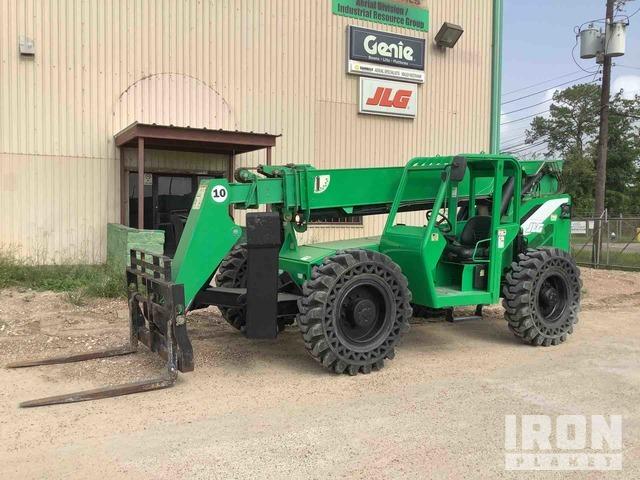 2012 JLG 10054 4x4 10000 lb Telehandler, Telescopic Forklift