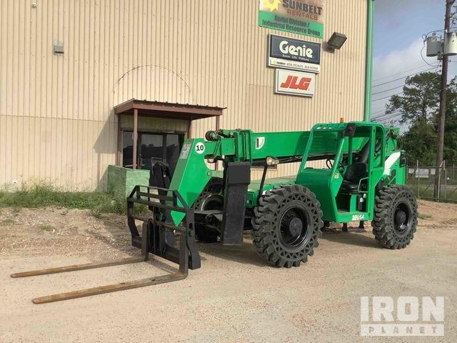 2013 JLG 10054 4x4 Telehandler, Telescopic Forklift