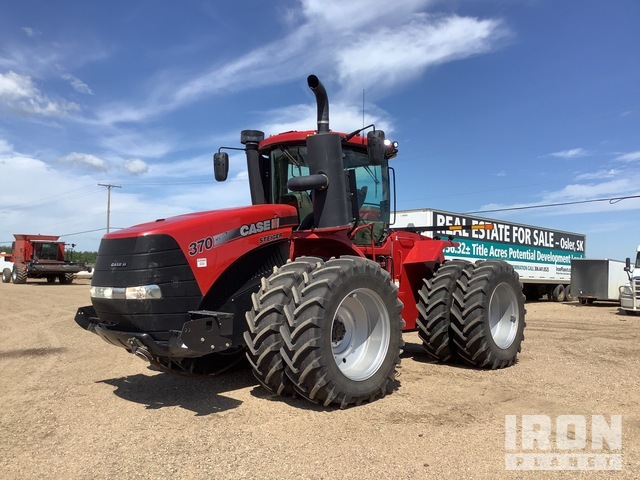 2019 Case IH Steiger 370 Articulated Tractor, 4WD Tractor