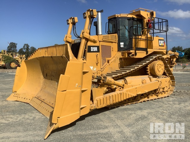 1997 Cat D9R Crawler Dozer, Crawler Tractor
