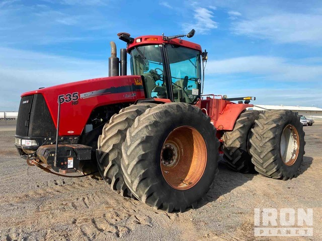 2010 Case IH Steiger 535HD Articulated Tractor, 4WD Tractor