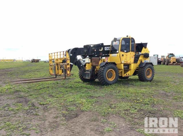 2009 Skyjack ZB20044-44 4x4 20000 lb Telehandler, Telescopic Forklift