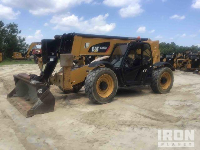 2015 Cat TL1055D TL1055D Telehandler, Telescopic Forklift
