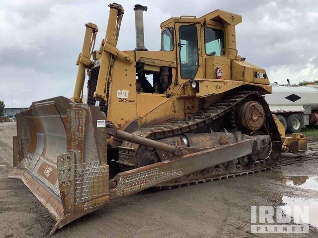 Cat D8L Crawler Dozer, Crawler Tractor
