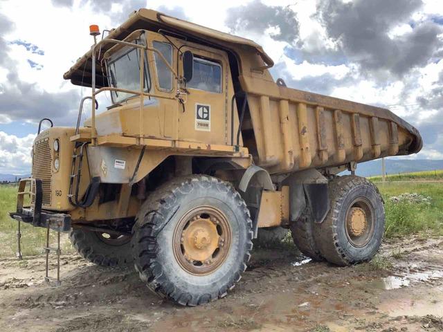 Cat 769B S/A Dump Truck
