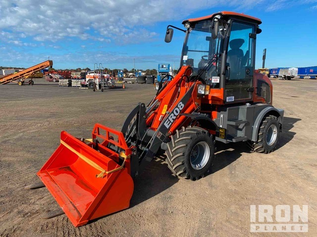 2019 Everun ER08 Wheel Loader, Wheel Loader
