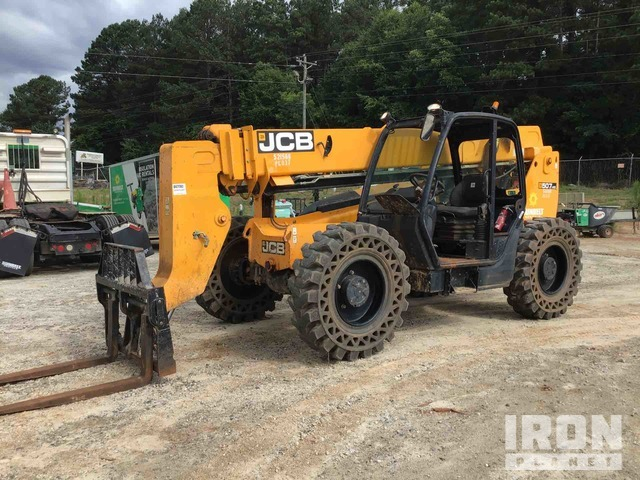 2013 (unverified) JCB 50742 Telehandler, Telescopic Forklift